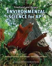 Environmental Science for AP*