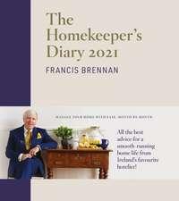 Homekeeper's Diary 2021