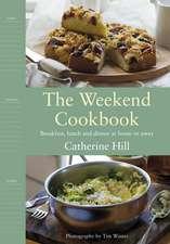 The Weekend Cookbook