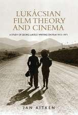 Lukacsian Film Theory and Cinema