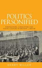 Politics Personified