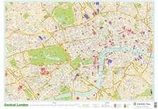 Tourist Map of London