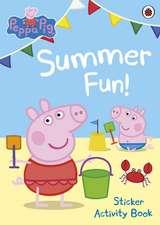 Summer Fun! Sticker Activity Book