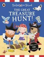 The Great Treasure Hunt: A Ladybird Skullabones Island Sticker Activity Book