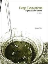 Deep Excavations Second Edition