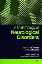 The Epidemiology of Neurological Disorders