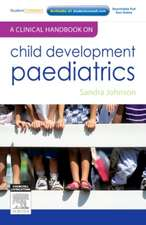 A Clinical Handbook on Child Development Paediatrics