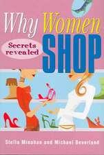 Why Women Shop:  Secrets Revealed