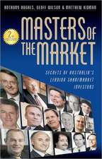 Masters of the Market