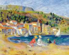 Impressionists by the Water Notecards [With 17 Colored Envelopes]