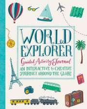 World Explorer Guided Activity Journal