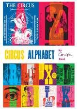 Corita Kent Circus Alphabet Design Boxed Notecards