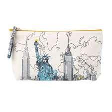 Penar de pânză New York Liberty Handmade Pouch