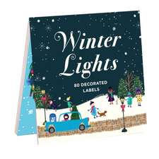Winter Lights Book Of Labels