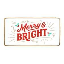 Merry & Bright Tray