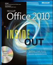 Microsoft Office 2010 Inside Out:  Architecting Web Applications