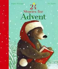 24 Stories for Advent:  Illustrated by Herbert Leupin