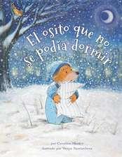 The Bear Who Couldn't Sleep (Spanish)