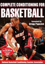 Complete Conditioning for Basketball [With DVD]