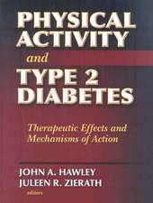 Physical Activity and Type 2 Diabetes