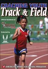 Coaching Youth Track & Field:  Official Handbook of Hershey's Track & Field Games