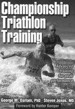 Championship Triathlon Training