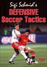 Sigi Schmid's Defensive Soccer Tactics