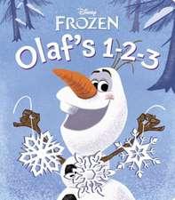 Frozen:  Olaf's 1-2-3