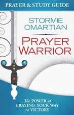 Prayer Warrior Prayer & Study Guide