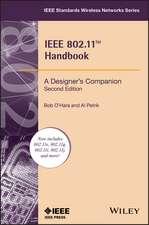 IEEE 802.11 Handbook: A Designer′s Companion