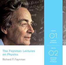 The Feynman Lectures on Physics on CD: Volumes 1 ℜ2