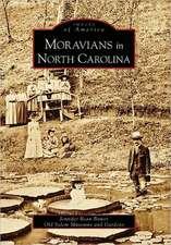 Moravians in North Carolina