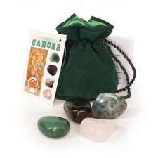 Cancer Astrological Crystal Talismans