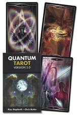Quantum Tarot:  Version 2.0 [With Paperback Book]