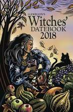 Llewellyn's 2018 Witches' Datebook
