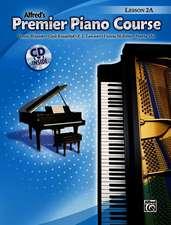 Premier Piano Course Lesson Book, Bk 2a: Book & CD
