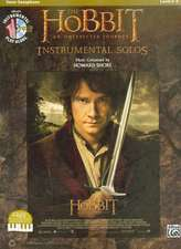 The Hobbit:  Tenor Sax [With CD (Audio)]