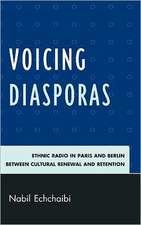 Voicing Diasporas