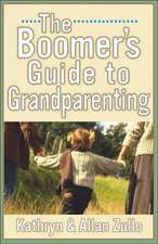 A Boomer's Guide to Grandparenting