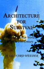 Architecture for Survival/Afs:  A Culinary Journey of Memorable Meals