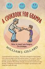 A Cookbook for Grampa
