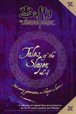 Tales Of The Slayer Volume 4