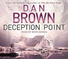 Deception Point (Audio)
