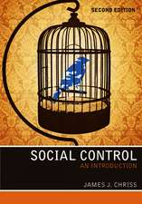 Social Control: An Introduction