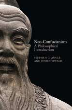 Neo–Confucianism: A Philosophical Introduction