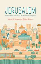 Jerusalem: The Spatial Politics of a Divided Metropolis