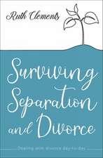 Surviving Separation and Divorce