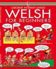 Wilkes, A: Welsh For Beginners