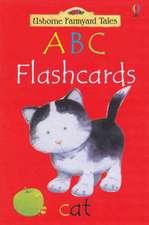 Farmyard Tales ABC Flashcards