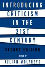 Introducing Criticism in the 21st Century